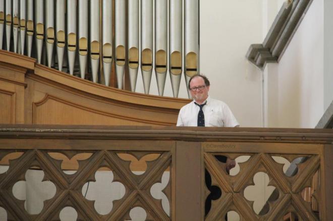 Concert annuel d'orgue - 18 septembre 2016 - Jamioulx