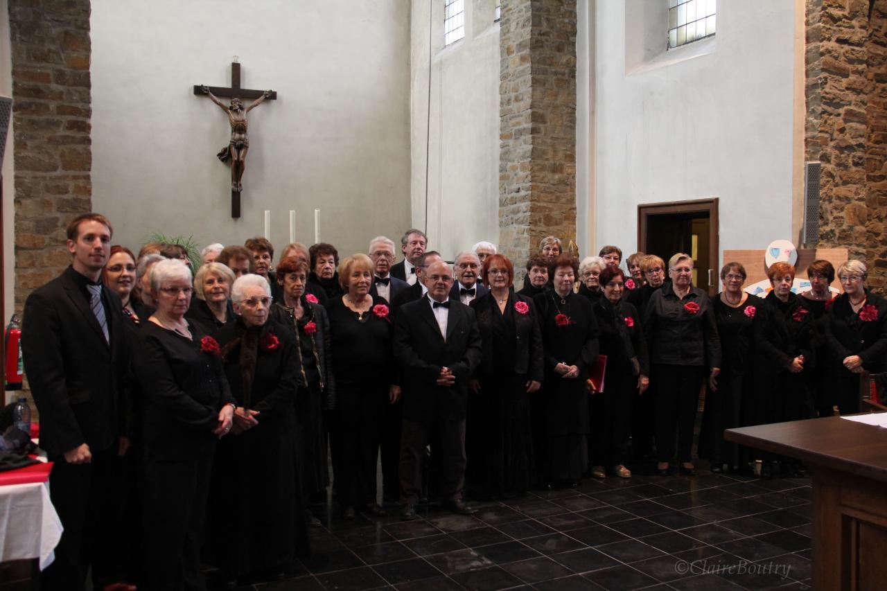 Concert de clôture: Chœur & Orgues - 12 Octobre 2014 - Nalinnes-Haies