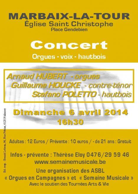 Concert Marbaix