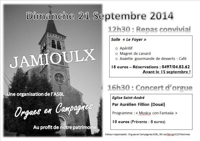Jamioulx 21-09-14